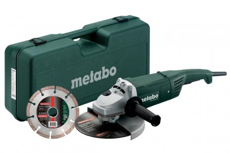 WX 2200-230 Set (690923000) Meuleuses d'angle