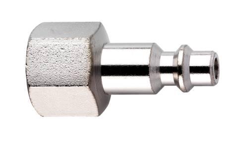 "Schroefdraadnippel ISO 1/4"" ISD (628754000)"