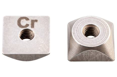 2 omkeerbare beitels voor SCV 18 LTX BL 1.6, staal tot 800 N/mm² (630241000)