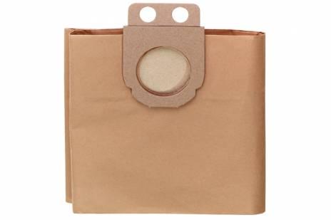 5 papieren filterzakken 32 l (631757000)