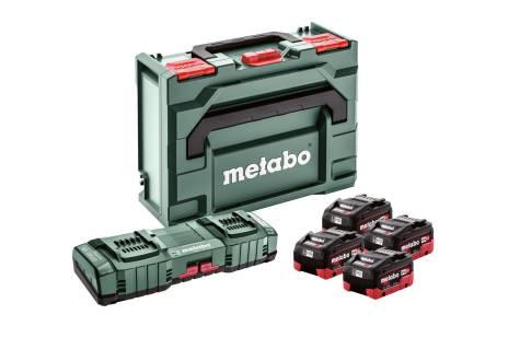 Set Basic 4 x LiHD 5,5Ah ASC 145 DUO + ML (685180000)