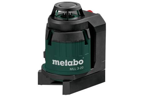 MLL 3-20 (606167000) Laser à lignes multiples