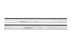 2 HM schaafbeitels, HC 260 C/M/K (0911030730)