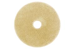 Vilten schijf 150x5x25,4 mm, zacht, KNS (626395000)