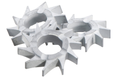 Fraises étoiles à denture plate (set = 15 pièces) (628213000)