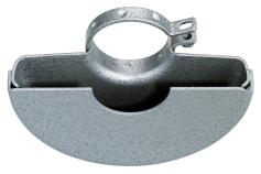 Capot de protection pour le tronçonnage 180 mm, semi-fermé, W/ WX 2000 (630386000)