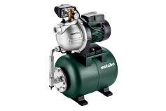 HWW 3500/25 G (600981000) Surpresseur avec réservoir