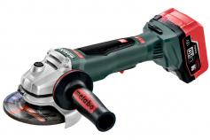 WPB 18 LTX BL 125 Quick (613075660) accu-slijpers