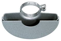 Doorslijp-beschermkap 180 mm, half gesloten, W/ WX 2000 (630386000)
