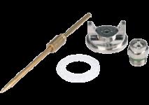 Accessori per pistole di verniciatura a spruzzo