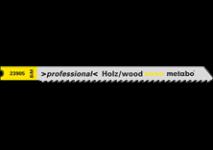 Lames de scie sauteuse pour le bois dur (bimétal)