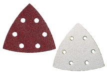Abrasivi levigatrici triangolari