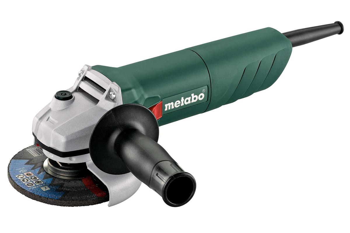 W 750-125 (601231540) Smerigliatrice angolare