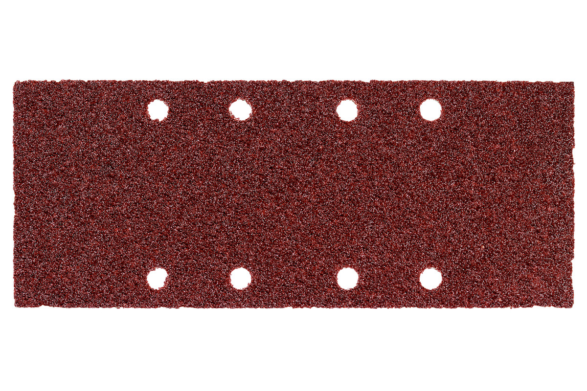 10 feuilles abrasives auto-agrippantes 93 x 230 mm, P 100, B+M, pour ponceuse vibrante (624483000)