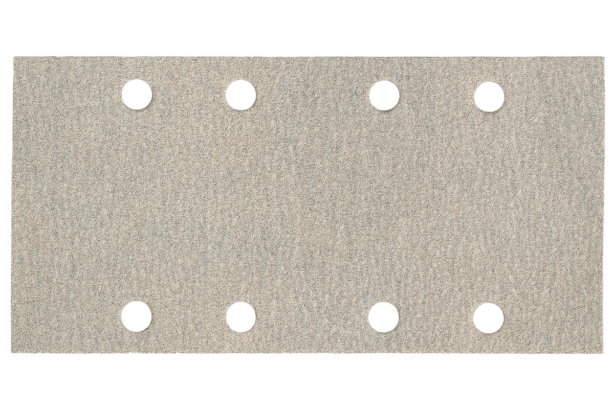 25 feuilles abrasives auto-agrippantes 93 x 185 mm, P 120, peinture, pour ponceuse vibrante (625885000)