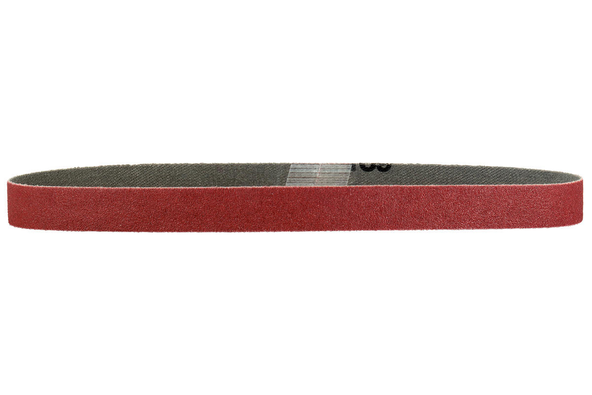10 bandes abrasives 6 x 457 mm, P80, corindon brun, BFE (626328000)