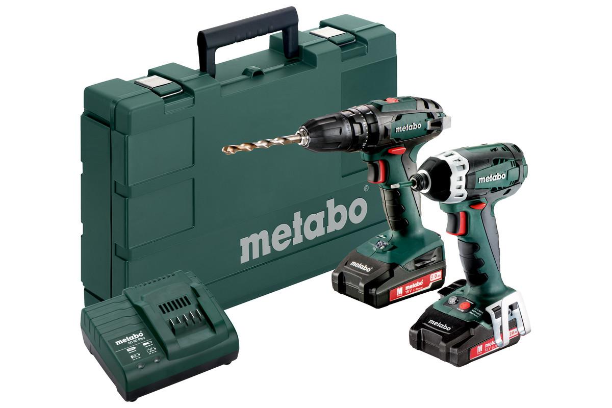 Combo Set 2.1.8 18 V (685087000) Macchine a batteria nel kit
