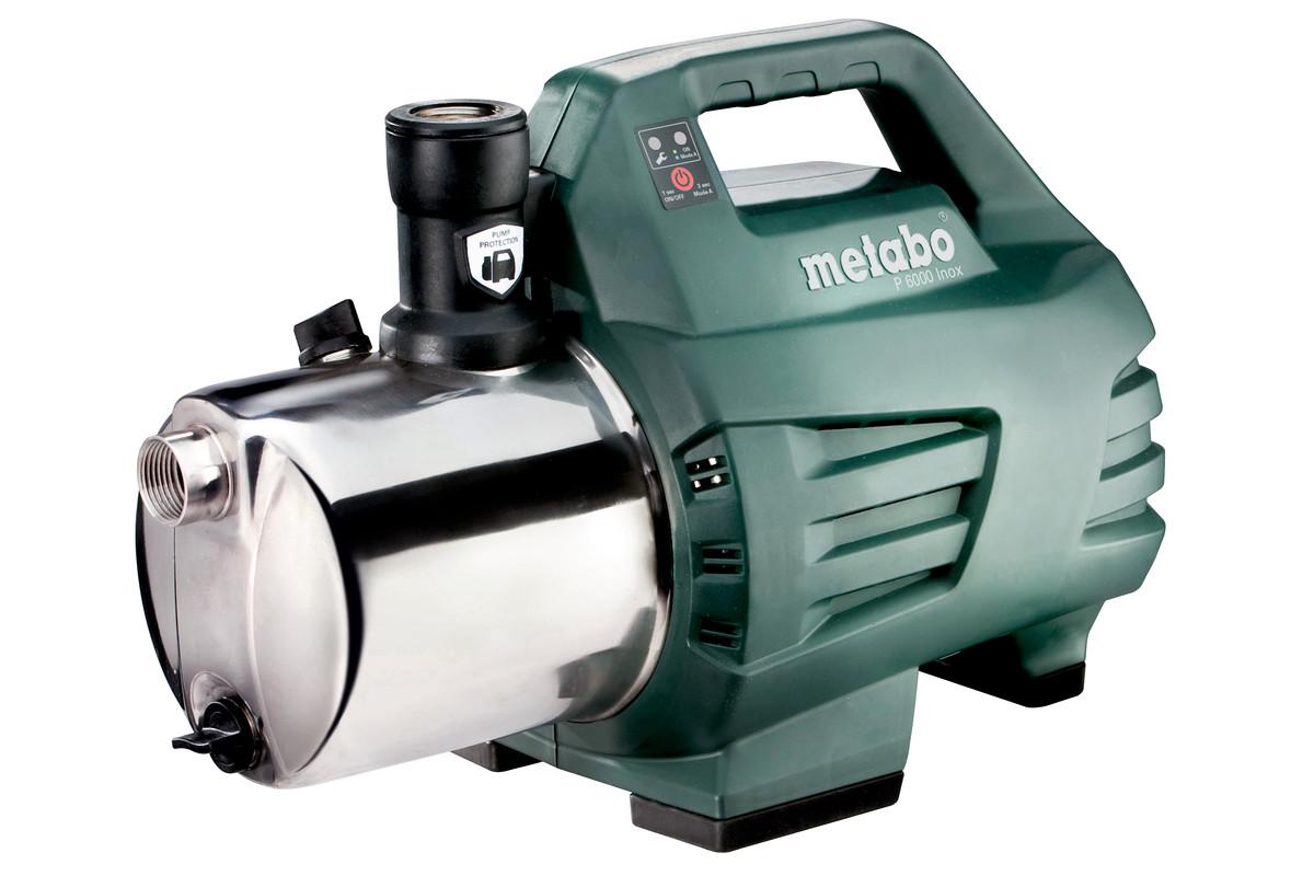 P 6000 Inox (600966180) Pompe de jardin