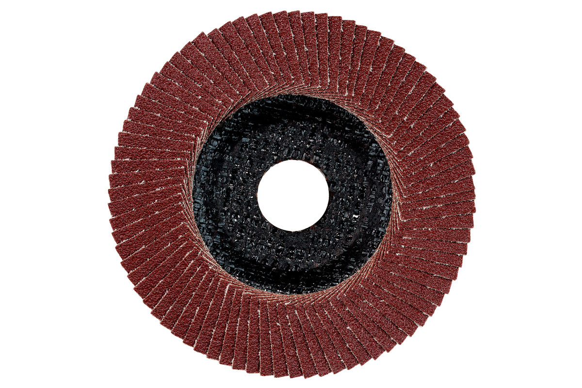 Disco abrasivo lamellare 115 mm P 120, F-CN (624394000)