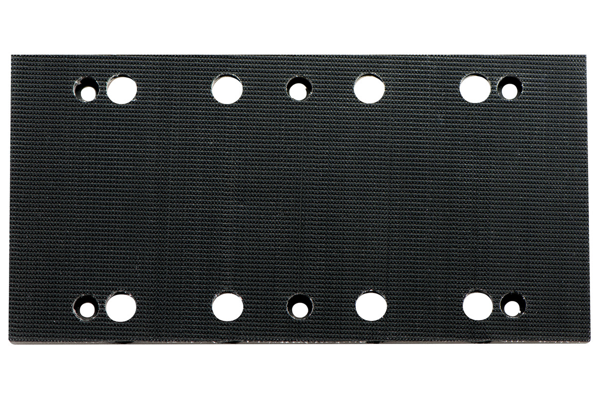 Patin perforé à bande auto-agrippante 92 x 184 mm (624729000)