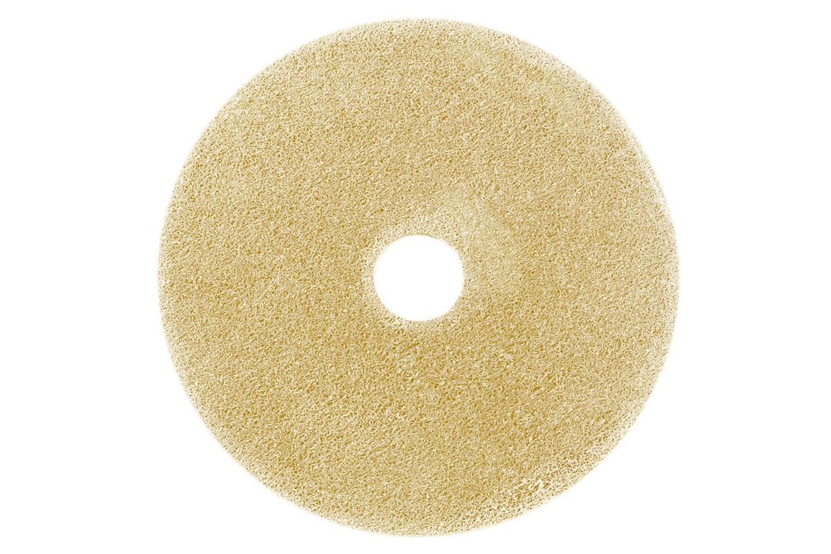 Meule en feutre 150 x 5 x 25,4 mm, tendre, meuleuse pour soudures d'angle (626395000)