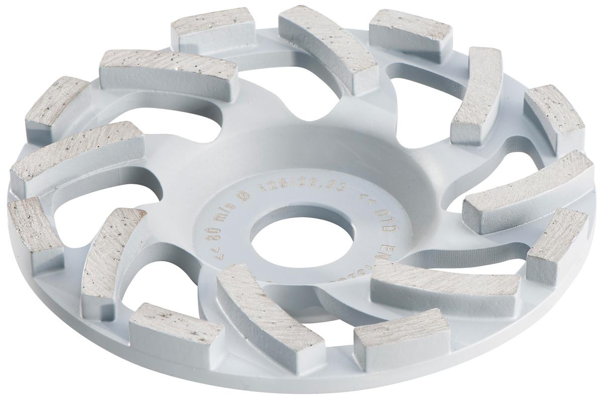"""Meule-boisseau diamant abrasive """"professional"""" Ø 125 mm (628206000)"""