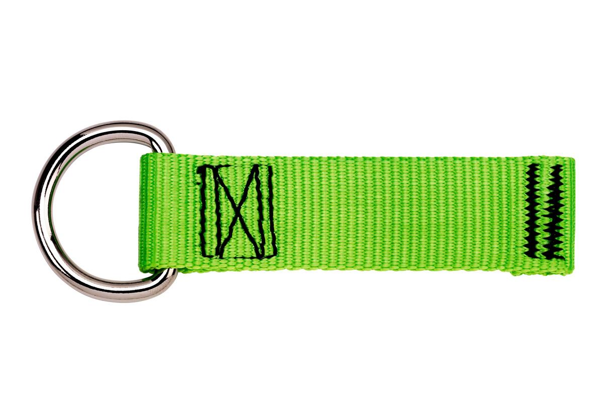 10 fascette di sicurezza con D-ring fino a 3 kg (628963000)