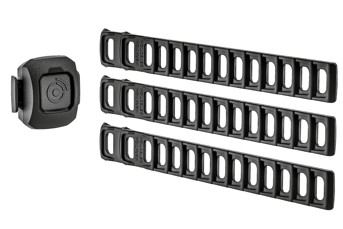 Émetteur CordlessControl avec 3 x bandes multi-usages (630256000)