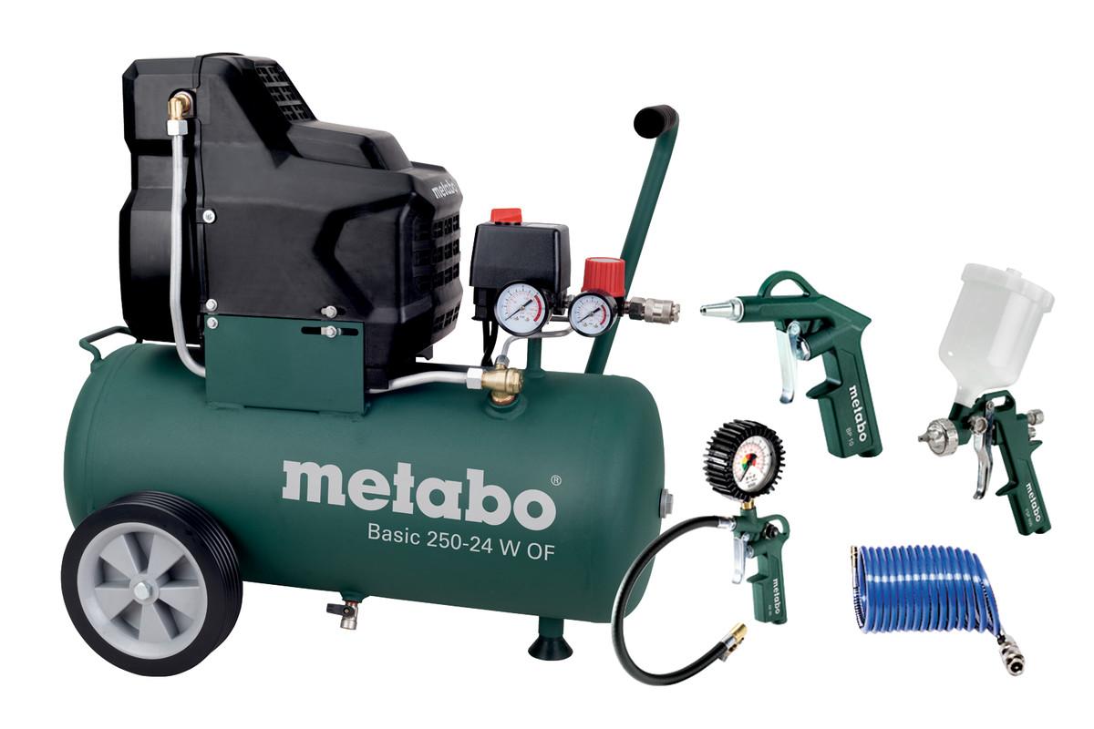 Set Basic 250-24 W OF (690865180) Compresseur Basic