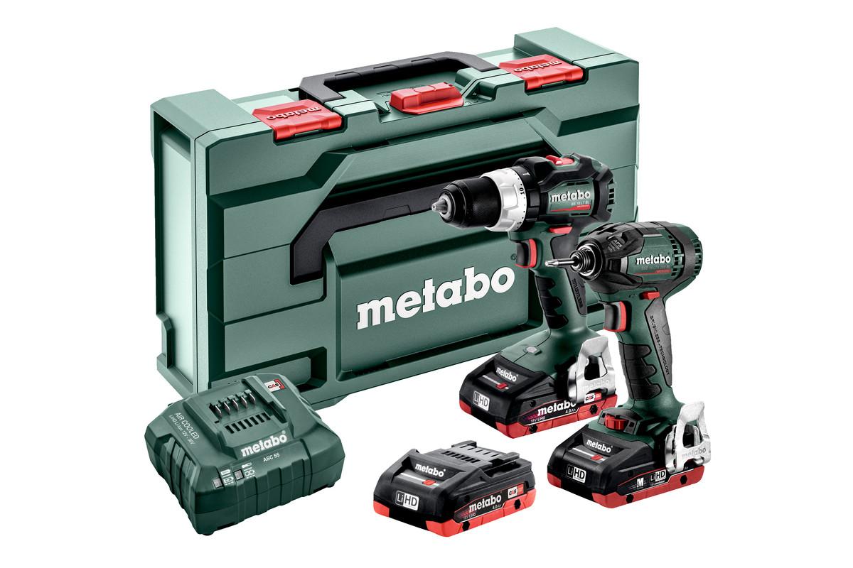 Combo Set 2.1.11 18 V BL LiHD (685123960) Macchine a batteria nel kit