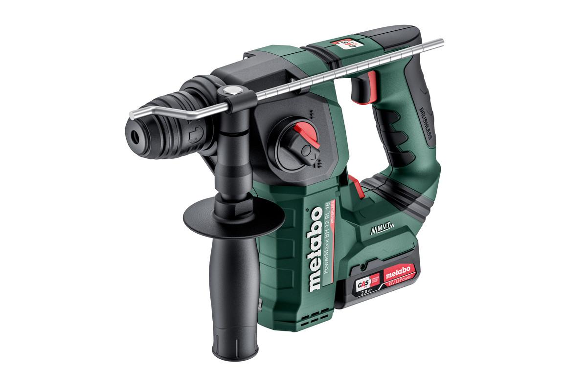 PowerMaxx BH 12 BL 16 (600207500) Marteau sans fil