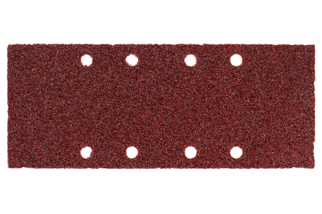 10 fogli abrasivi 93x230 mm P 80, L+M, SR (624482000)