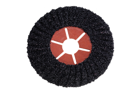 Feuille abrasive semi-rigide 115 mm C 24 (624873000)