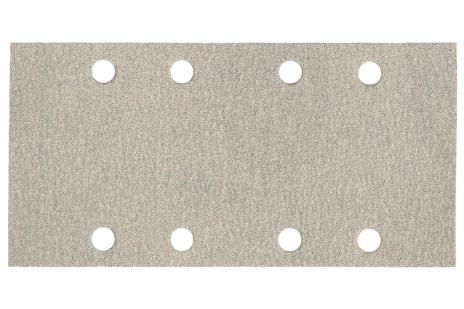 25 feuilles abrasives auto-agrippantes 93x 185 mm, P 80, peinture, pour ponceuse vibrante (625883000)