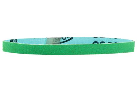 10 bandes abrasives 19 x 457 mm, P40, grain céramique, limes à bande (626364000)