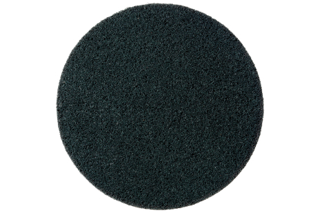 Meule abrasive compacte auto-grippante en fibres «Unitized» 125 mm, pour meuleuse d'angle (626375000)