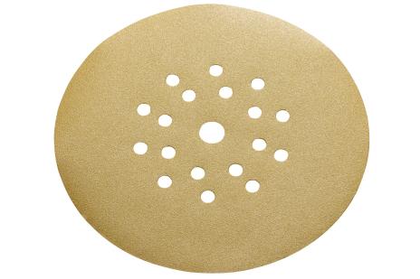 25 feuilles abrasives auto-agrippantes 225 mm, P 180, enduits, pour ponceuse à bras (626647000)