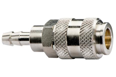 Schnellanschlusskupplung UNI 9 mm (628707000)