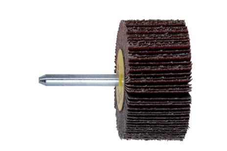 Roue abrasive à lamelles 80 x 30 x 6 mm, P 80, corindon brun (628393000)