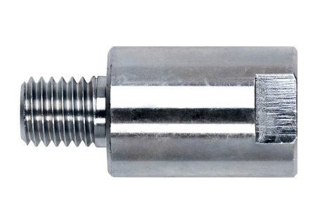 Pièce de rallonge M 14/ M 14, PE (631360000)