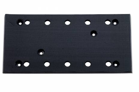 Schleifplatte mit Kletthaftung 112x230 mm,SR (624737000)