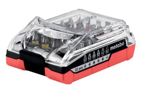 Box inserti a forma di batteria, 32 pezzi (626696000)