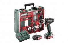 PowerMaxx SB 12 Set (601076870) Trapano-avvitatore a percussione a batteria