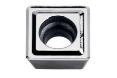 10 placchette rivoltabili metallo duro alluminio (623559000)