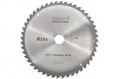 Lame de scie circulaire HW/CT 254x30, 48 WZ 5°nég.,classic (628061000)