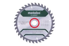 """Sägeblatt """"precision cut wood - classic"""""""", 165x20 Z36 WZ 15° (628281000)"""