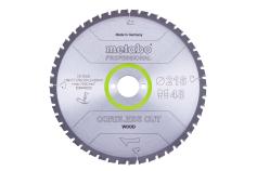 """Sägeblatt """"cordless cut wood - professional"""", 216x30 Z48 WZ 5°neg (628445000)"""