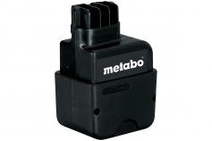 Batteria 9,6 V, 1,4 Ah, NiCd (630070000)