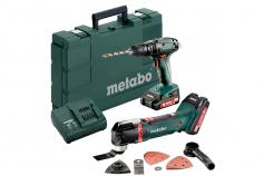 Combo Set 2.6.2 18 V (685088000) Macchine a batteria nel kit