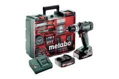 BS 18 L Set (602321870) Trapano-avvitatore a batteria